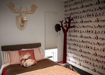 Joanna Pinkiewicz Boys Bedroom