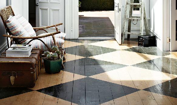 Joanna Pinkiewicz Floor Design